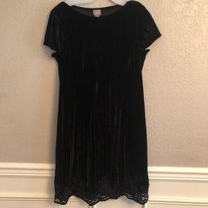 Chico's Velvet Dress NWT